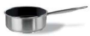 Stainless Steel Low Sauce Pan
