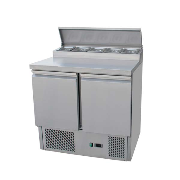 2 Door Saladattes/ Pizza Preparation Counter THPS-200