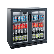 Load image into Gallery viewer, Double Door Back Bar Cooler (BBC-02)