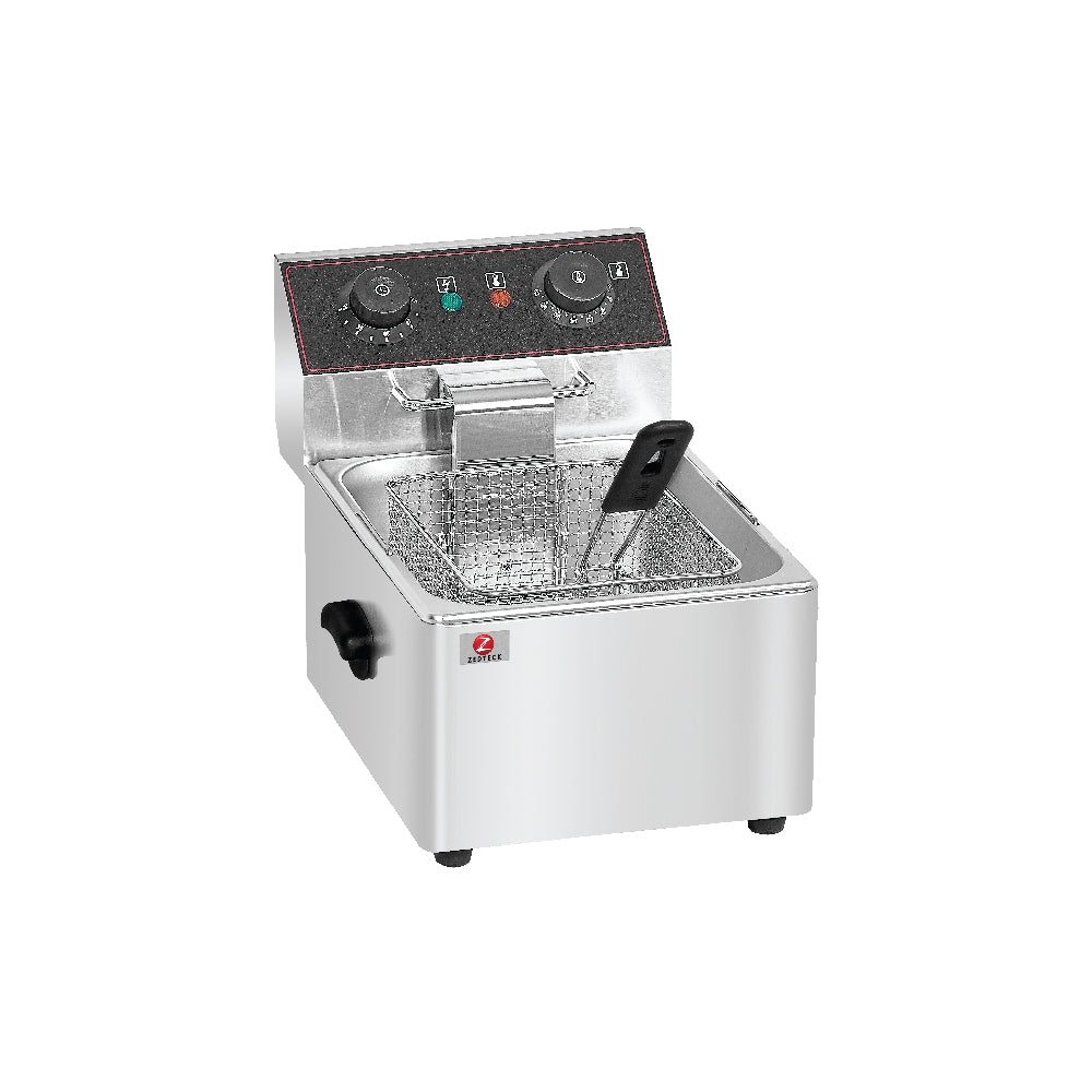 Single Electric Fryer HEF-4L