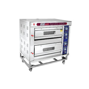 Electric Two Deck Oven HEO-26