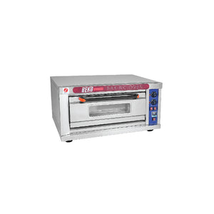 Electric Pizza One Deck One Tray Oven with Stone  HGB-101DS