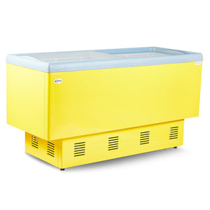 Glass Top Island Freezers (ILF-600)