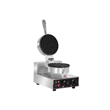 Load image into Gallery viewer, Single Plate Round Waffle Baker (HWB-1)