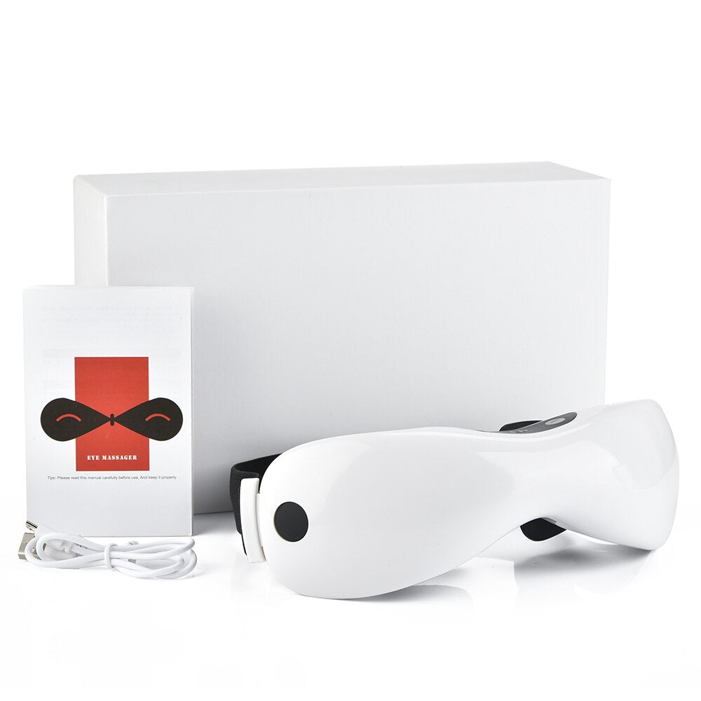 3D Electric Vibration Eye Massager EMS Muscle Stimulation Acupoints