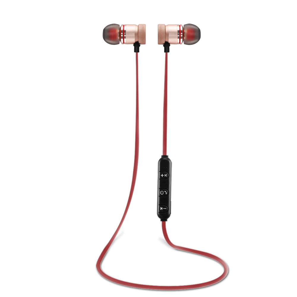 Wireless Bluetooth 4.0 Headset Sports Earphones