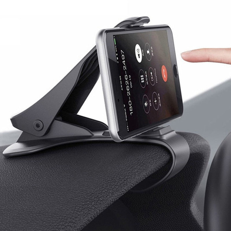 Car GPS Navigation Dashboard Phone Holder for