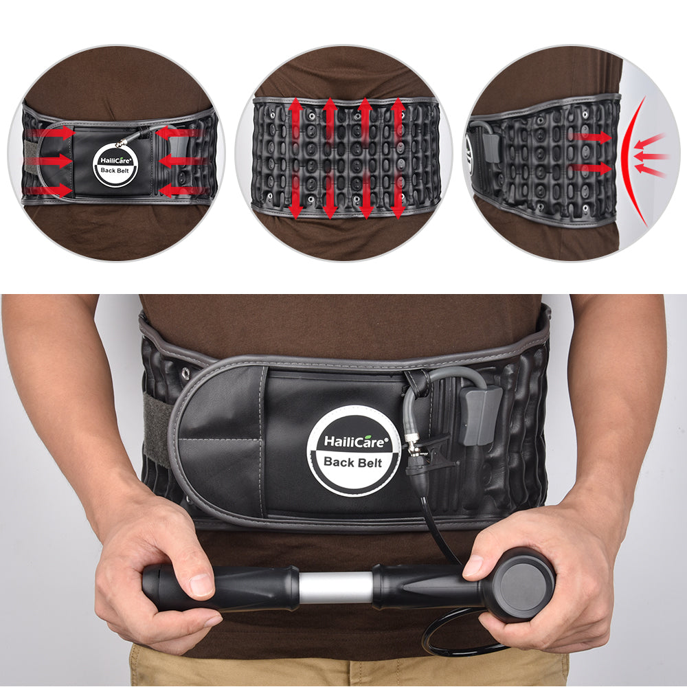 Health Brace Belt Physio Decompression Back Relief