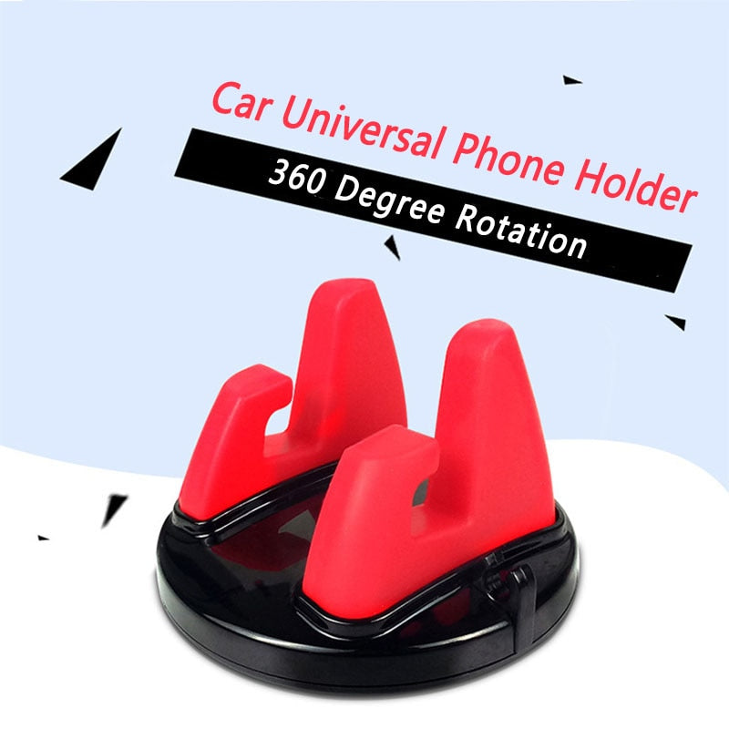Universal Phone Holder 360 Degree Rotation