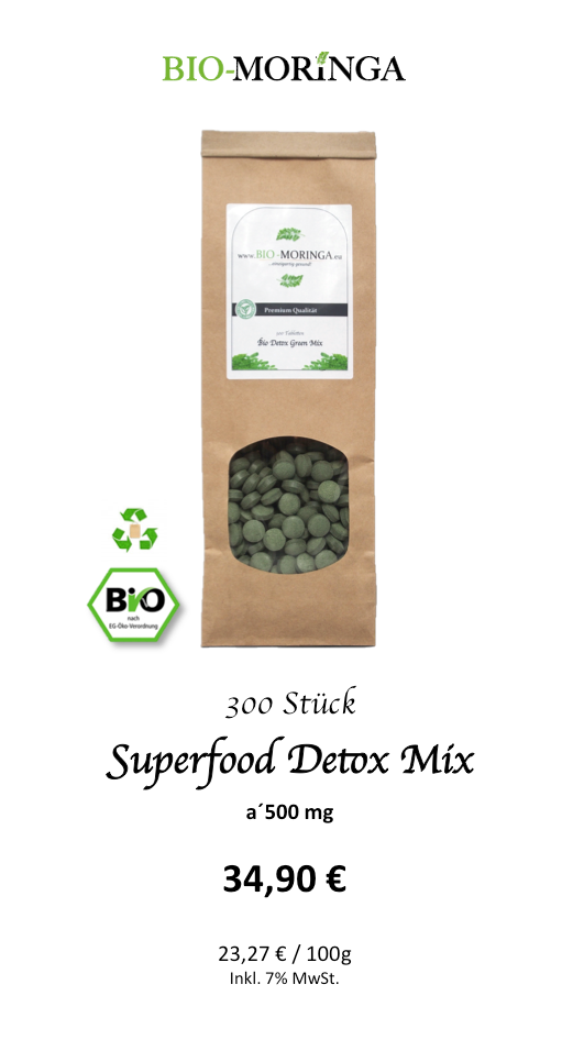 Superfood Detox Mix