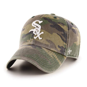 CHICAGO WHITE SOX CAMO '47 CLEAN UP