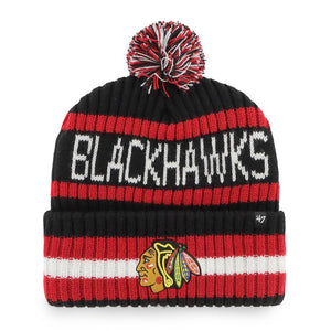 CHICAGO BLACKHAWKS BERING '47 CUFF KNIT