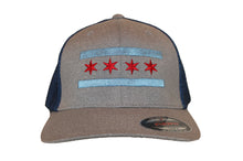 Load image into Gallery viewer, Chicago Flex Fit Hat