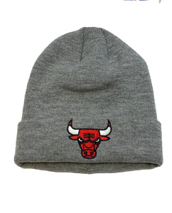 Chicago Bulls Cuff Hat-Youth
