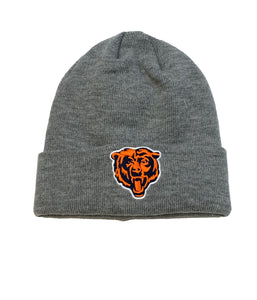 Chicago Bears Cuff Hat-Youth