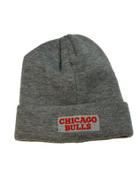 Load image into Gallery viewer, Chicago Bulls Cuff Hat-Youth