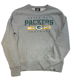 Green Bay Packers Football Pullover Sweatshirt