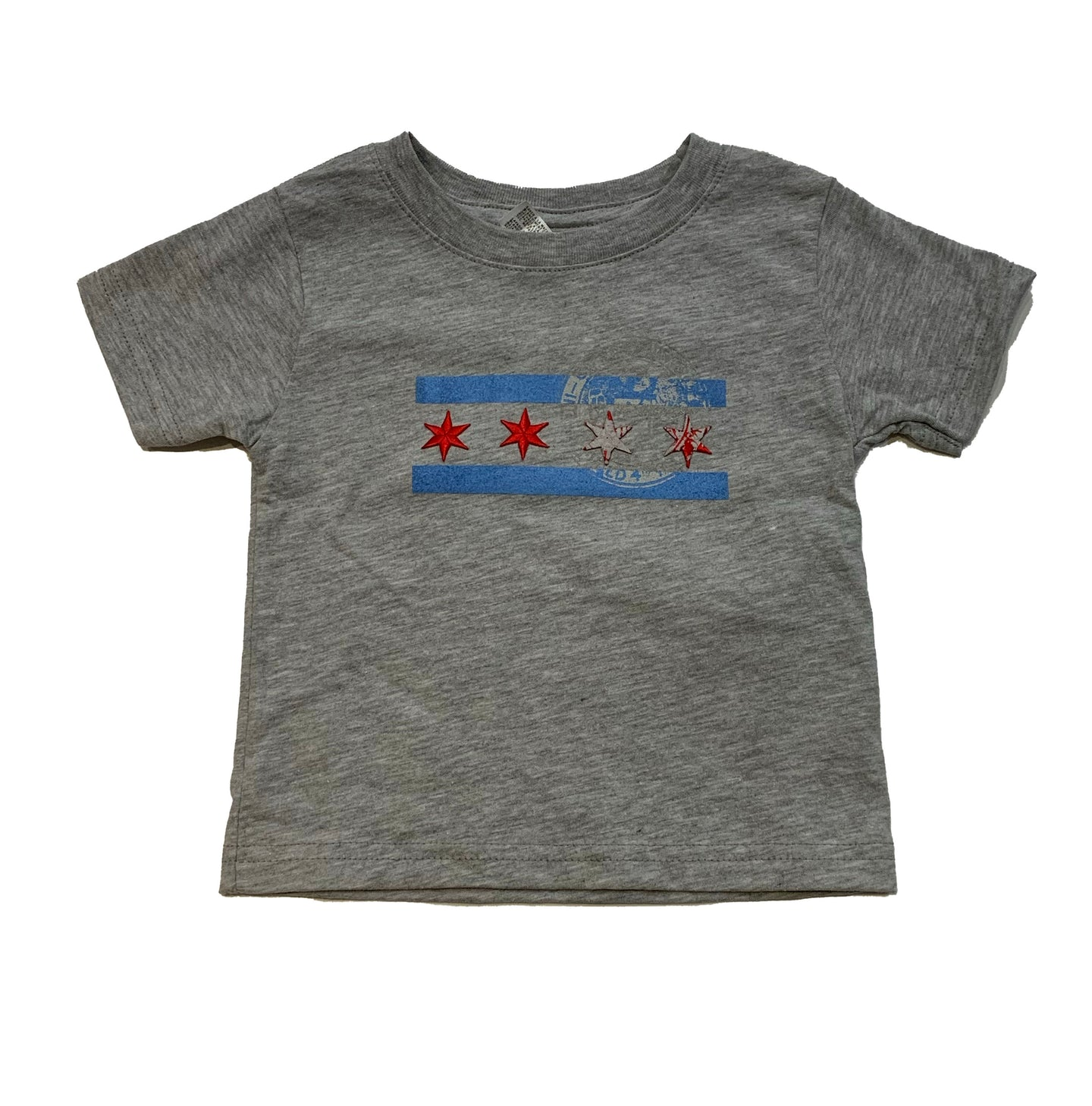 Infant Chicago Flag Tee