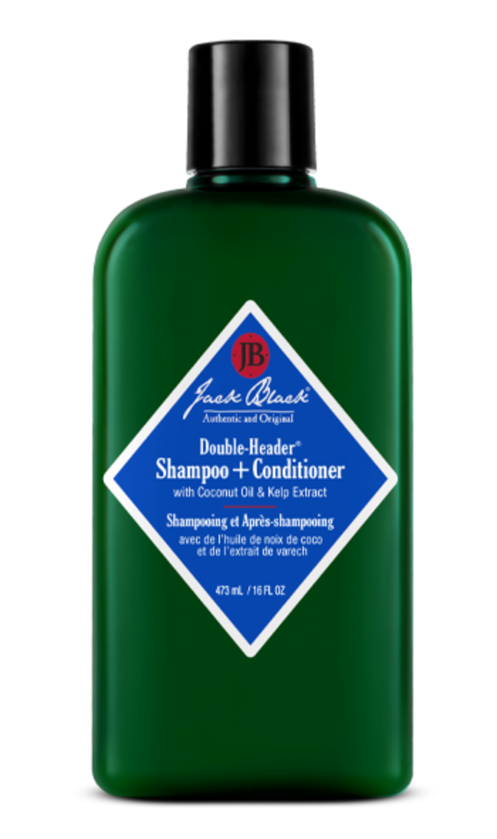 Double- Header Shampoo + Conditioner