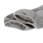 Laulax Ladies 6 Pairs Finest Combed Cotton Trainer Socks, Grey, Size UK 3 - 5 / Europe 36 - 38