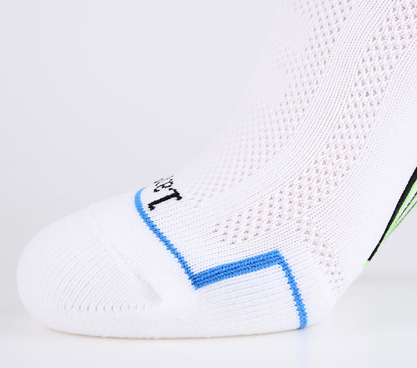 white coolmax socks