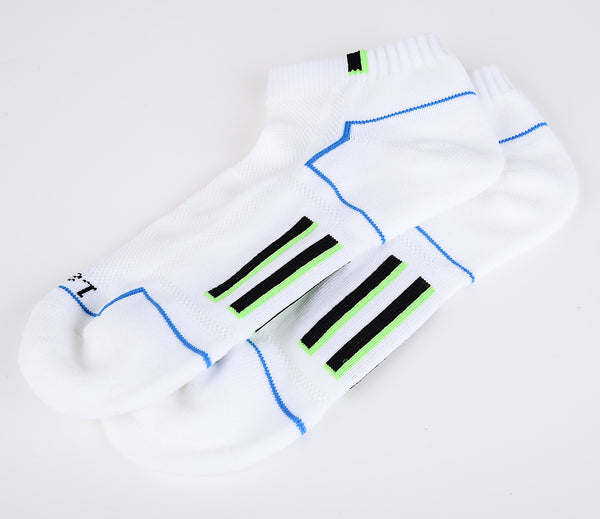sports socks white