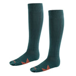 8 Pairs Laulax Coolmax Professional Football Socks Dark Green