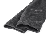 4 Pairs Finest Combed Cotton Business Socks, Dark Grey / Anthracite, Gift Set