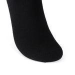 High Quality Formal Finest Combed Cotton Socks In Black