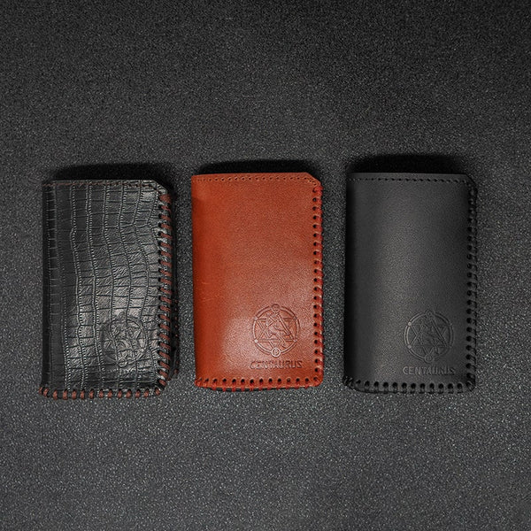 Centaurus Leather Case