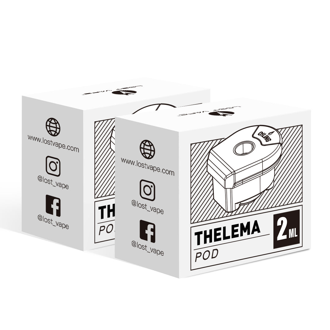 THELEMA POD (No coil pre-installed)
