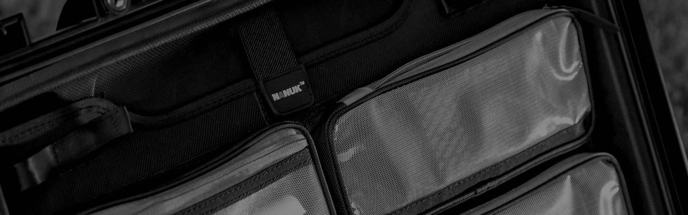NANUK Lid Organizers | NANUK Waterproof, Dustproof, Indestructible and Lifetime Guaranteed