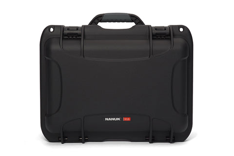 Great for medium size gear, the NANUK 918 waterproof hard case is impenetrable and indestructible