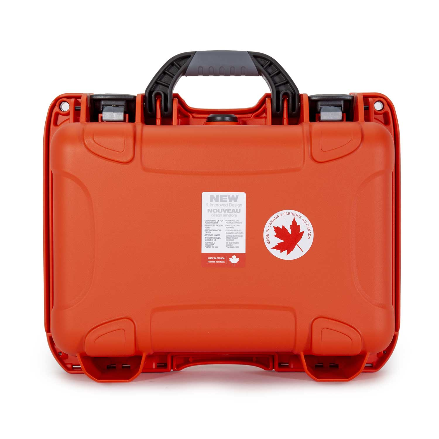 NANUK 915 Hard Case Specifications Back