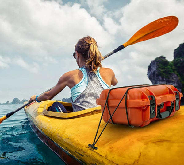 Time on the water in a kayak, canoe, SUP, sailboat, powerboat, personal watercraft or diving is a bit of heaven. It's pure fun, relaxation, exploration, freedom and adventure all at the same time.