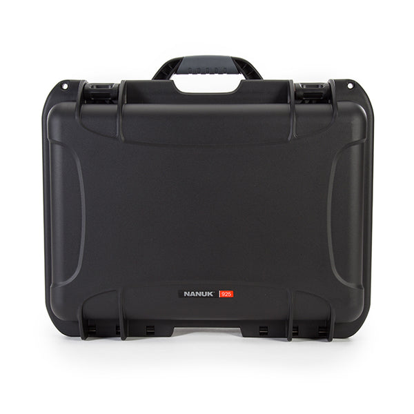 The NANUK 925 is built to organize, protect, carry and take the abuse so equipment doesn't.