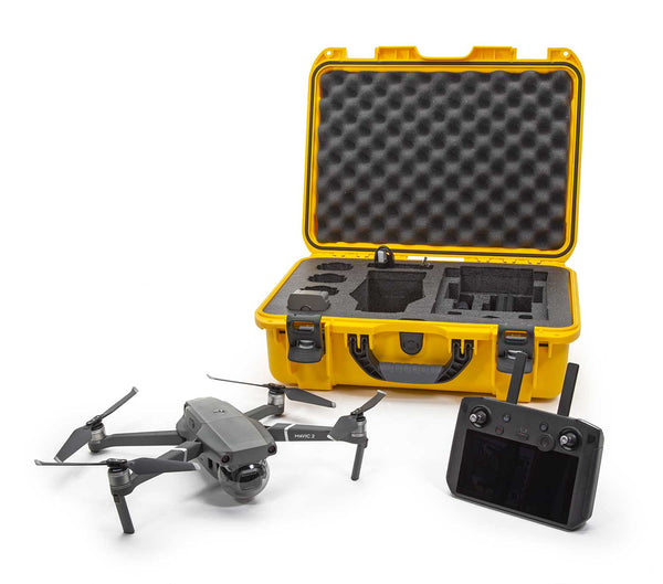 Your DJI™ Mavic 2 drone and Smart Controller gets the maximum level of protection with custom-made protective case.