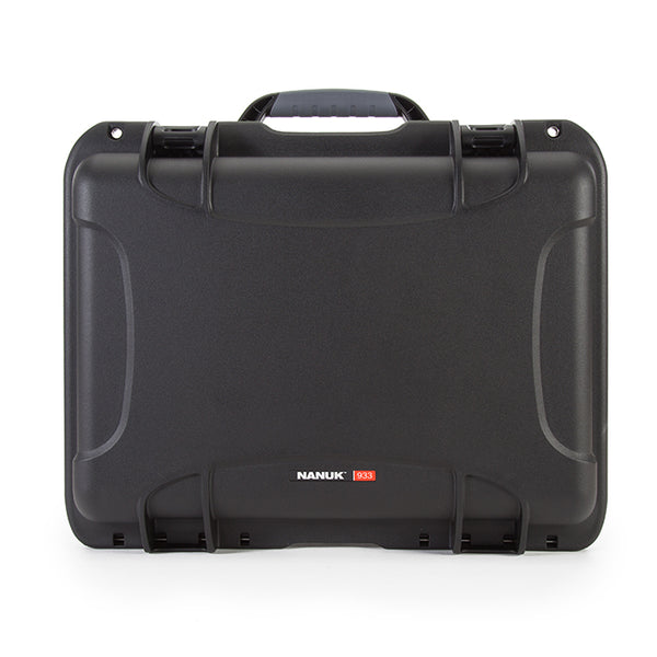 The NANUK 933 stands up to water, shock, dust and just about any threat to your sensitive gear from drones to medical equipment and everything in between.