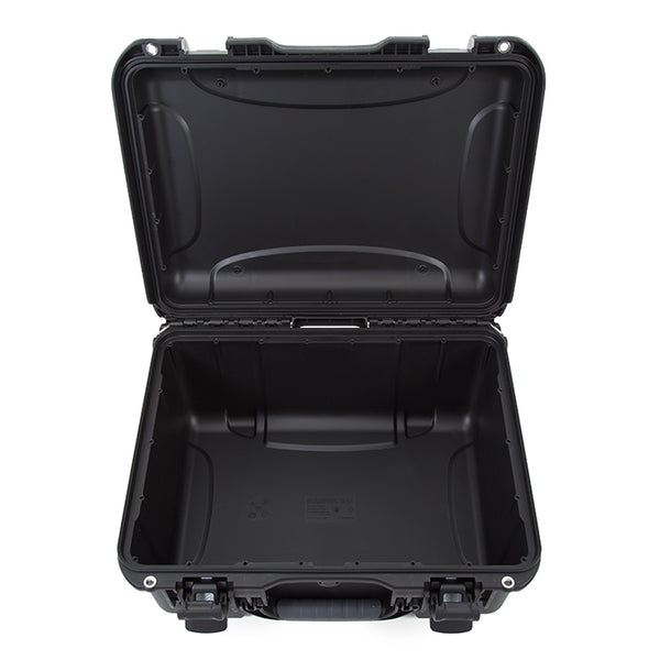 The NANUK 933 offers perfect storage and maximum protection for a camera with a lens and accessories, drones, tools, medical equipment, first aid supplies, rescue gear, satellite phones, music equipment, two pistols with attachments and accessories, outdoor equipment, a CB radio, fishing sonar, power and hand tools, electronics and accessories and so much more.