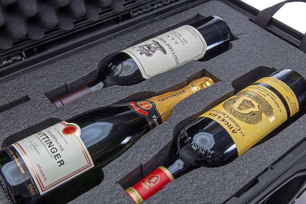 ABOUT THE NANUK 938 FOR 6 WINE BOTTLES