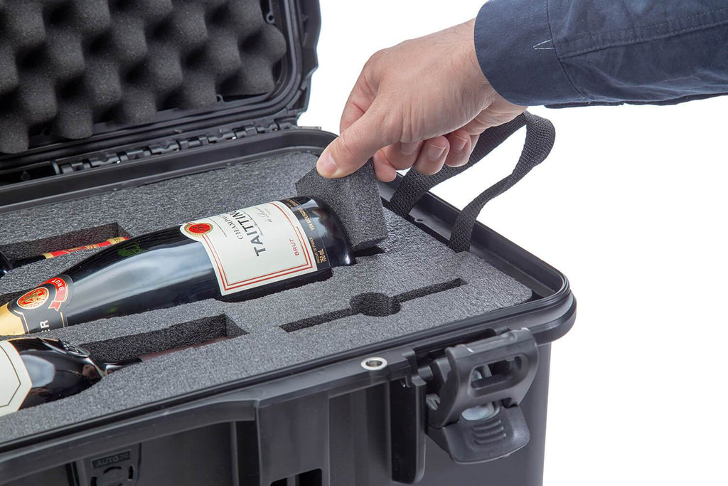 NANUK 938 FOR 6 WINE BOTTLES