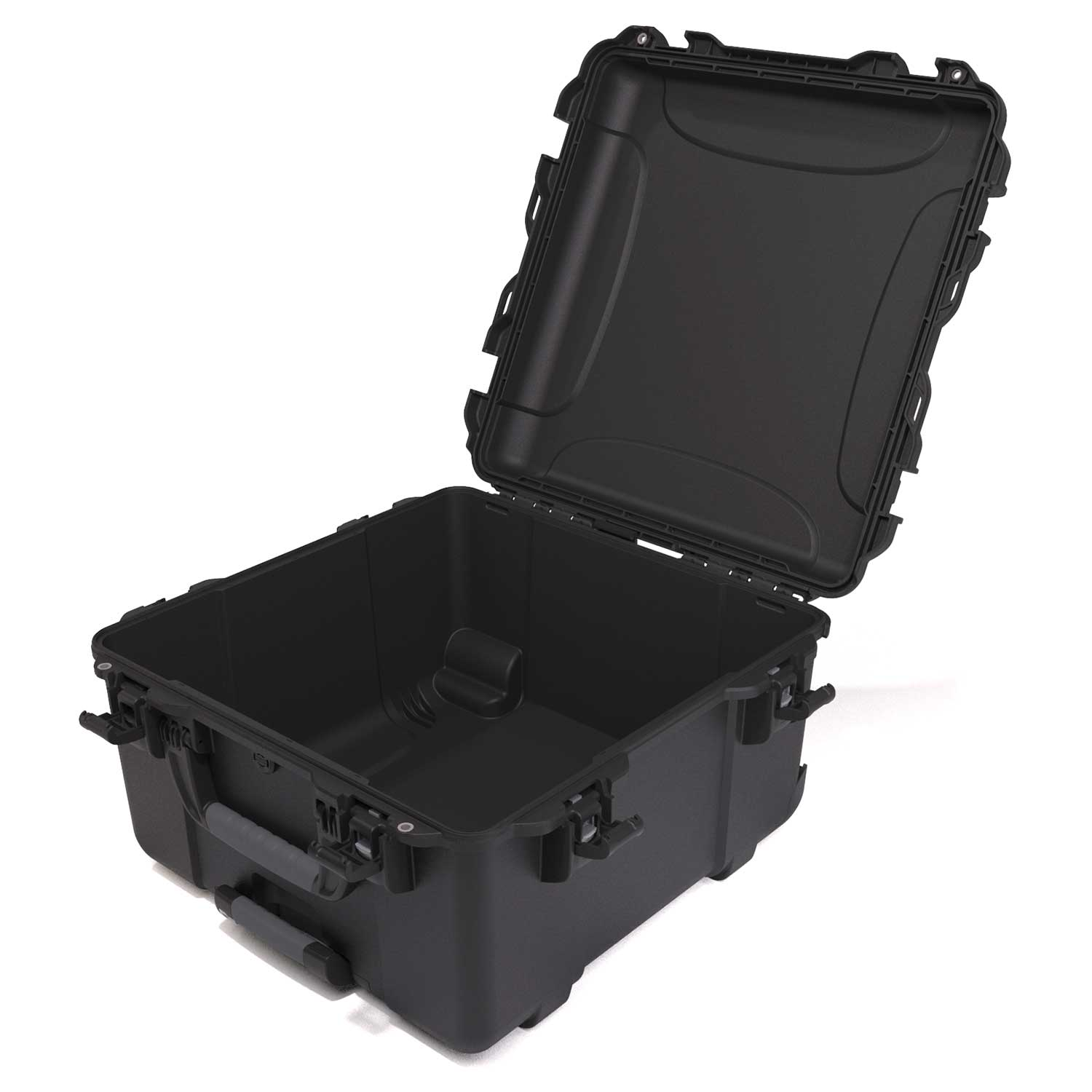 NANUK 968 Hard Case Specifications Open