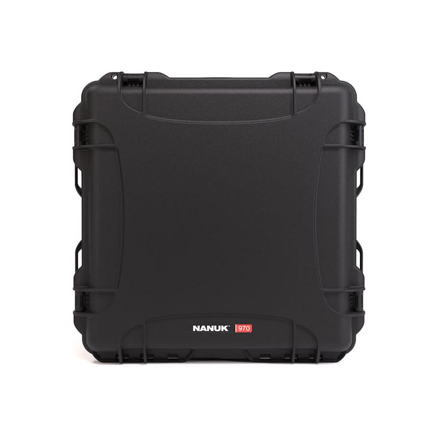 NANUK 970 Hard Case Specification Front