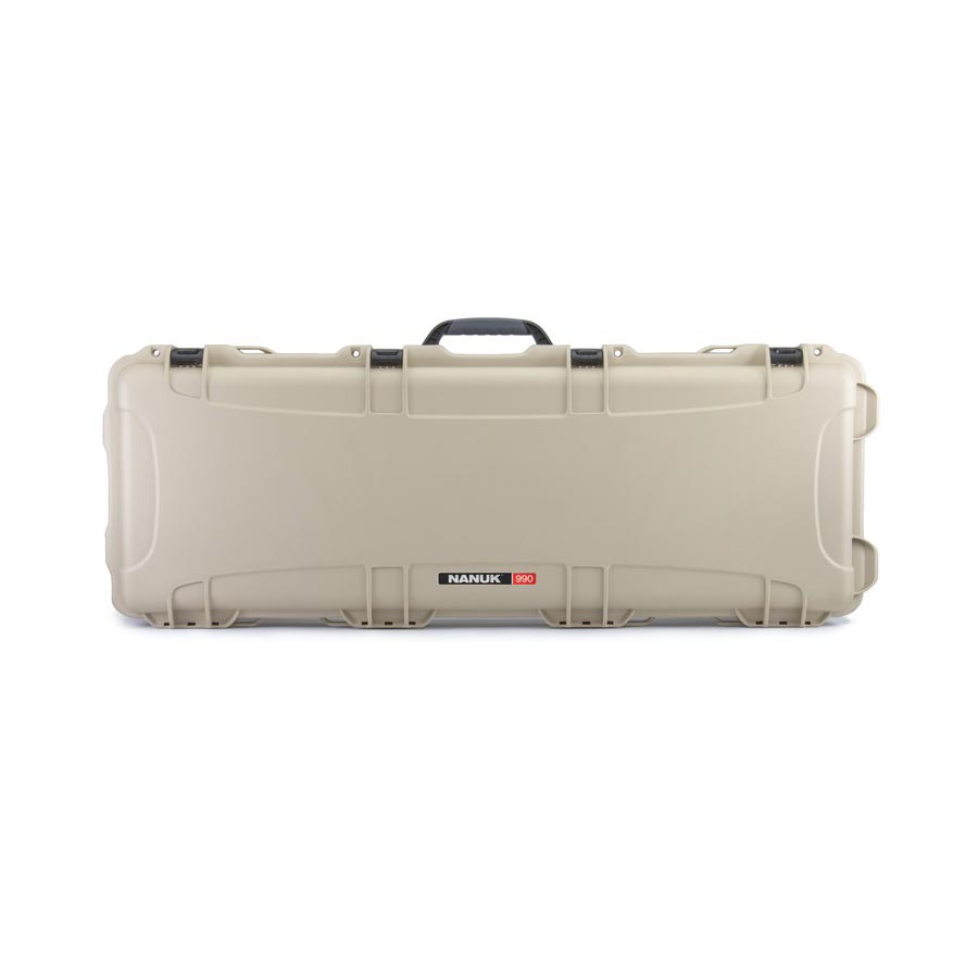 NANUK 990 Hard Case Specification Front