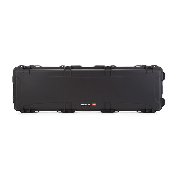 """Measuring 52"""" inside, the NANUK 995 is our longest case built for extreme protection and transportation of double rifles, primarily."""