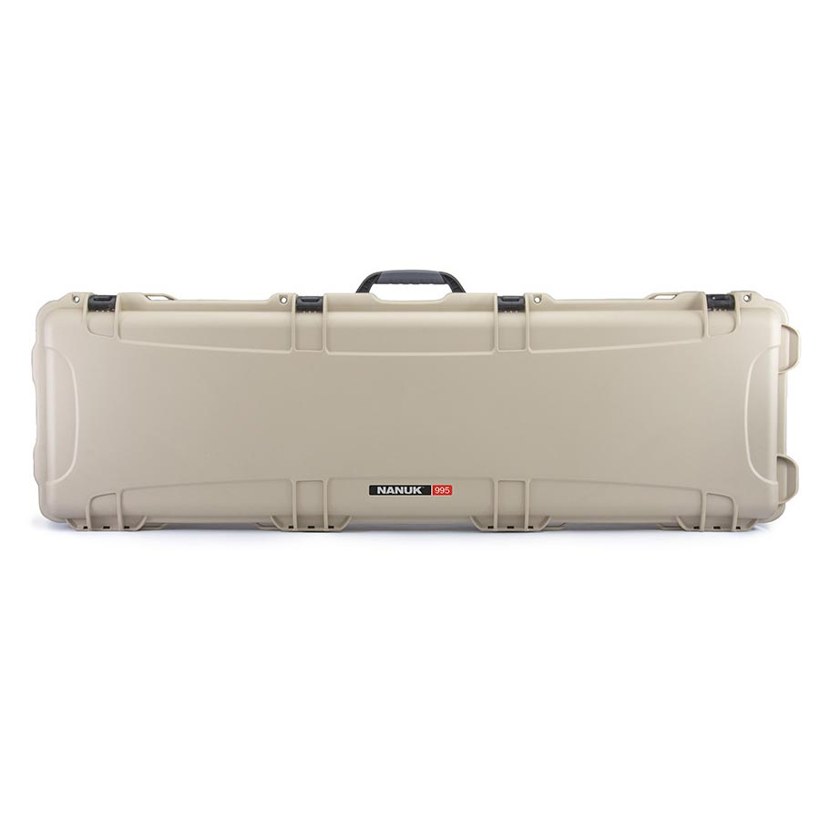 NANUK 995 Hard Case Specification Front