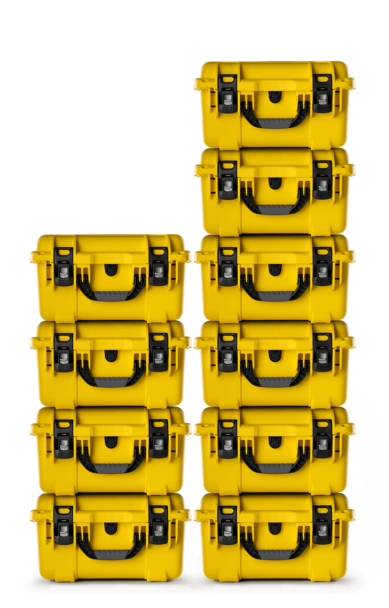 Stackable Cases