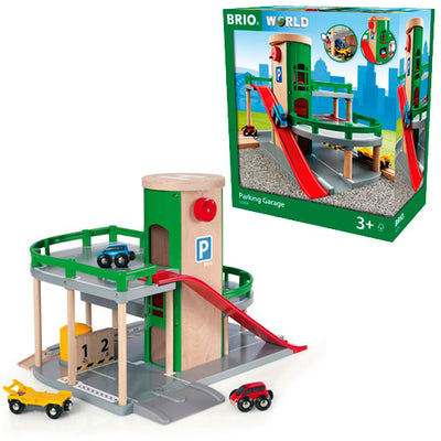 Garage rail/route-Trains-Brio-mombini.shop