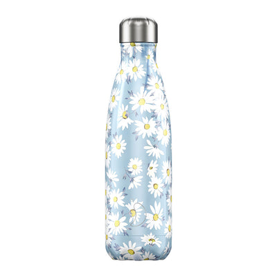 Gourde isotherme 24H-Gourdes-Chilly's-Floral Daisy-mombini.shop