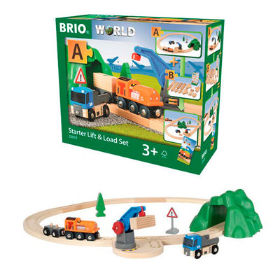 Circuit transport de fret-Trains-Brio-mombini.shop